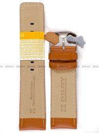Pasek skórzany do zegarka - Diloy 367.24.3 - 24mm