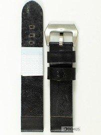 Pasek skórzany do zegarka - Diloy 383.20.1 - 20mm