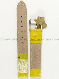 Pasek skórzany do zegarka - Diloy P205.14.10 - 14 mm
