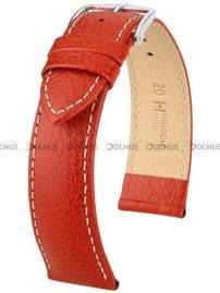 Pasek skórzany do zegarka - Hirsch Kansas 01502021-2-20 - 20 mm