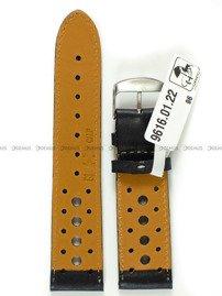 Pasek skórzany do zegarka - Horido 9616.01.22S - 22 mm