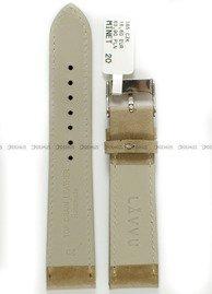 Pasek skórzany do zegarka - LAVVU LSAUF20 - 20 mm