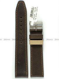 Pasek skórzany do zegarka - LAVVU LSOUC20 - 20 mm