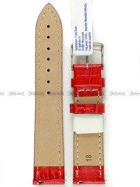 Pasek skórzany do zegarka - Morellato A01D5192480083CR18 - 18 mm