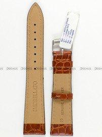 Pasek skórzany do zegarka - Morellato A01U0751376037 20mm
