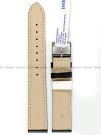 Pasek skórzany do zegarka - Morellato A01X0969087019CR18 - 18 mm