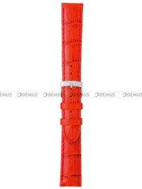 Pasek skórzany do zegarka - Morellato A01X2704656083CR20 - 20 mm