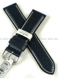 Pasek skórzany do zegarka - Morellato A01X4937C23062CR22 - 22 mm