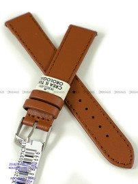 Pasek skórzany do zegarka - Morellato A01X5202875037CR20 - 20 mm