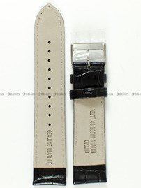 Pasek skórzany do zegarka Orient FAG00003B0 - UDFJBSB - 22 mm
