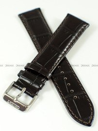 Pasek skórzany do zegarka Orient FEU0A005WH - UDEVHST - 22 mm
