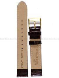 Pasek skórzany do zegarka - Orient FER2K003C0 UDETNAC - 17 mm