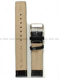 Pasek skórzany do zegarka - Pacific W37.18.1.1 - 18 mm