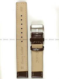 Pasek skórzany do zegarka - Pacific W37.18.2.7 - 18 mm