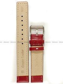 Pasek skórzany do zegarka - Pacific W37.18.4.7 - 18 mm
