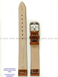 Pasek skórzany do zegarka - Pacific W71.24.3.7 - 24 mm