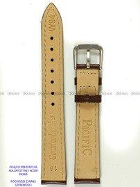 Pasek skórzany do zegarka - Pacific W94.22.2.2 - 22 mm