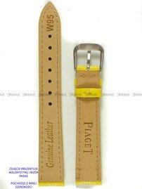 Pasek skórzany do zegarka - Pacific W95.14.10.10 - 14 mm