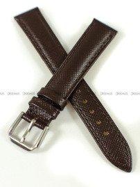 Pasek skórzany do zegarka - Pacific W95.16.2.2 - 16 mm