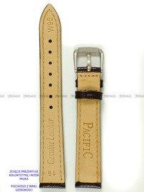 Pasek skórzany do zegarka - Pacific W95.20.2.2 - 20 mm