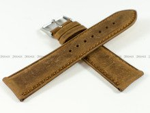 Pasek skórzany do zegarka - Tekla PT34.22.2 - 22 mm
