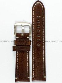 Pasek skórzany do zegarka - Tekla PT49.22.2.7 - 22 mm
