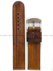 Pasek skórzany do zegarka - Tekla PT61.22.2