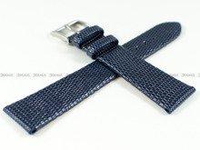 Pasek skórzany do zegarka - Tekla PT7.20.5 - 20 mm