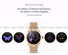 Smartwatch Damski Rubicon RNBE37GIBX05AX