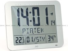 Zegar cyfrowy z termometrem JVD DH9335.1