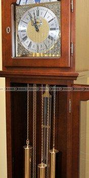 Zegar mechaniczny stojący PARYS-GOLD-BWA