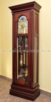 Zegar mechaniczny stojący POLLUX-GOLD-CH