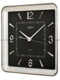 Zegar ścienny Adler PW165-SR
