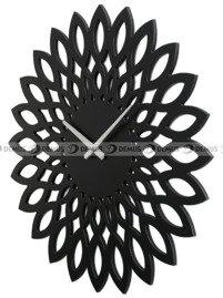 Zegar ścienny ExitoDesign Sun Flower Black HS-8605LB