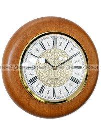 Zegar ścienny drewniany TFA 240-08-CH