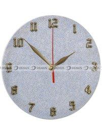 Zegar ścienny z kamienia Demus Stone Clock 09