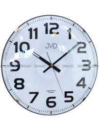 Zegar ścienny z podświetleniem tarczy JVD HP679