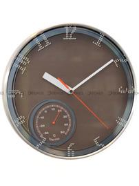 Zegar ścienny z termometrem MPM E04.3083.7090