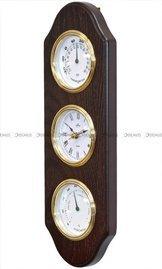 Zegar ścienny z termometrem i higrometrem MPM E06.3894.54