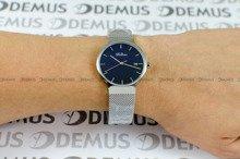 Zegarek Damski Balticus Sky Silver Dark Blue Pearl