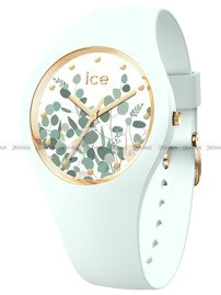 Zegarek Damski Ice-Watch - Ice Flower Mint Garden 017581 M