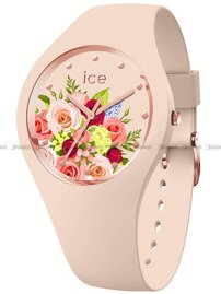 Zegarek Damski Ice-Watch - Ice Flower Pink Bouquet 017583 M