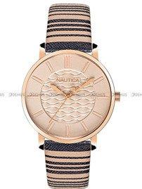 Zegarek Damski Nautica Coral Gables NAPCGP908 - W zestawie dodatkowy pasek