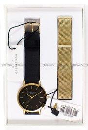 Zegarek Damski Rosefield Gramercy GBSMG-X200 - W zestawie dodatkowa bransoleta