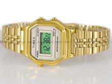 Zegarek Damski Timex Retro Gold TW2T48400