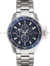 Zegarek Męski Nautica Bayside NAPBYS006 - Dodatkowy pasek w zestawie