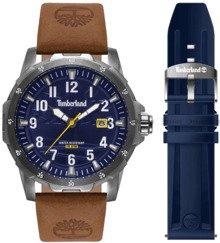 Zegarek Męski Timberland TBL.15548JSU/03AS Lynnfield - Z dodatkowym paskiem