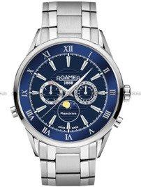 Zegarek Roamer Superior Moonphase 508821 41 43 50
