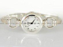Zegarek Srebrny Helios A003